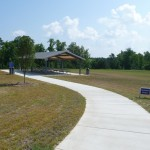 big picnic shelter